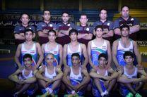 کشتی آزاد نوجوانان ایران قهرمان آسیا شد