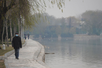 کیفیت هوای اصفهان ناسالم برای گروه های حساس / شاخص کیفیت هوا 105