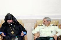 ایران بی نظیرترین همزیستی ادیان در جهان را دارد