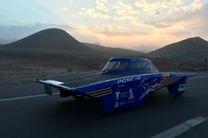 خودروی خورشیدی غزال ۴ در راه است