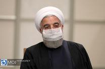 حسن روحانی به مردم پیامک تبریک سال نو ارسال کرد