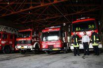تمهیدات آتش نشانی مشهد در چهارشنبه سوری/مرگ 93 شهروند در حوادث امسال