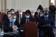 نشست سفرا، نمایندگان سازمان های جهانی و وزارت بهداشت در خصوص کرونا
