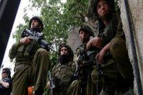 یورش صهیونیستها به کرانه باختری/۱۰ فلسطینی بازداشت شدند