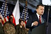 آمریکا پایگاه های نظامی جدیدی در لهستان ایجاد می کند