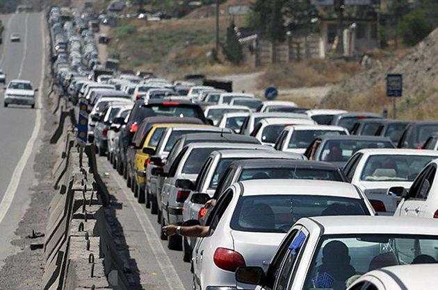 آخرین وضعیت ترافیکی و جوی جادهها در 13 مرداد