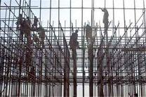 ۶۰ درصد کارگران ساختمانی بیکارند
