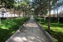 احداث۲۶ بوستان جدید در شهر قم