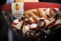 سیدبندی قرعهکشی مرحله حذفی لیگ اروپا مشخص شد