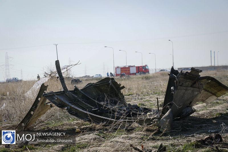 پیکر ۱۵۰ تن از جانباختگان سقوط هواپیمای اوکراینی به خانوادهها تحویل داده شد