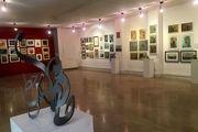 هدیه فرزاد ادیبی به زلزله زدگان سی سخت در نمایشگاه ۹۹ لاله/ فروش آثار کوچک برای فرهنگسازی خرید اثر اورجینال