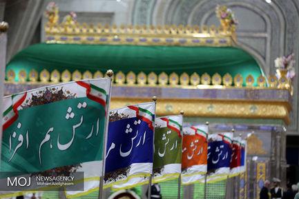 تجدید میثاق ارتشیان با آرمان های بنیانگذار انقلاب اسلامی