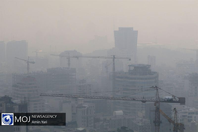 سختگیرانه تر شدن شاخصه های آلودگی هوا در سال 99/ گرمای هوا علت اصلی تشدید افزایش ازن تهران