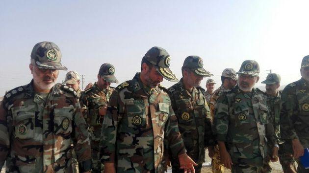 مرزهای رسمی با کشور عراق در امنیت کامل است