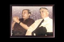 بزرگداشت احمد ابراهیمی و حسین عمومی در نیاوران