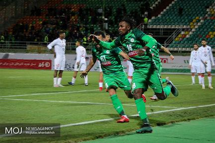دیدار تیم های فوتبال ذوب آهن ایران و الکویت کویت
