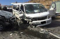 3 کشته و 6 زخمی در تصادف خودروی زائران هرمزگانی در سماوه عراق
