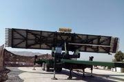 رونمایی از سامانههای پدافند هوایی «البرز» و «برهان»
