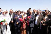باند دوم محور گراش-اوز در استان فارس به بهره برداری رسید/ با افتتاح این پروژه شاهد کاهش چشمگیر تصادفات جاده ای خواهیم بود