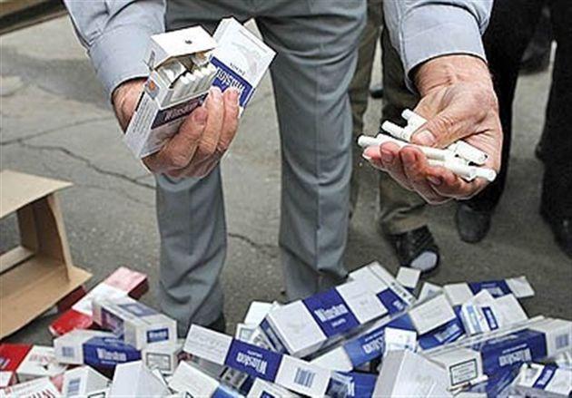بیش از 363هزار نخ سیگار قاچاق در مرزهای ماکو کشف شد