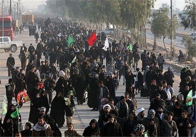 پیش بینی حضور ۳۰ هزار زائر استان در مراسم اربعین