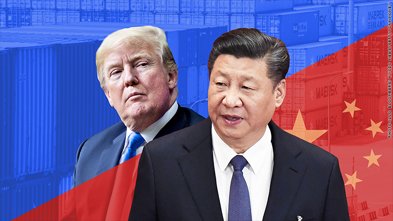 آمریکا چین را به آغاز جنگ سرد تهدید کرد