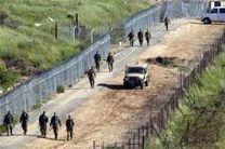 صهیونیست ها از بیم حملات حزب الله به ساخت دیوار حائل می سازند