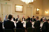 ظریف با وزیر امور خارجه نروژ دیدار کرد