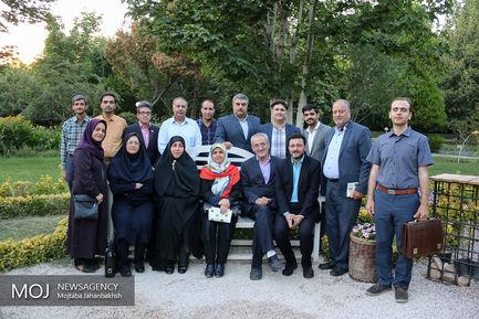 جشن روز ملی گل در اصفهان