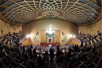 خبرگان رهبری از مردم برای شرکت در راهپیمایی روز قدس دعوت کرد