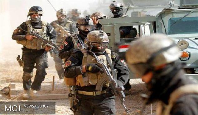 هلاکت ۵۵ تروریست داعشی در عراق