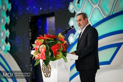 افتتاحیه سی و ششمین مسابقات قرآن کریم/سید محمد بطحایی وزیر آموزش و پرورش
