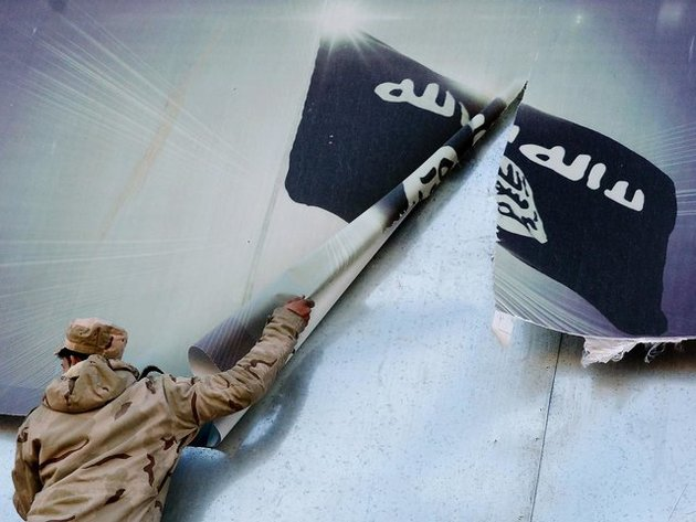 اعتراف داعش به هلاکت یکی از سرکردههای اردنیاش در موصل