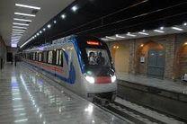 کاهش سرفاصله حرکت قطارها در خط یک