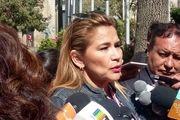 سناتور بولیویایی خود را رئیس جمهور موقت بولیوی خواند