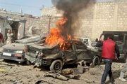 انفجار یک خودروی بمبگذاری شده در الحسکه سوریه