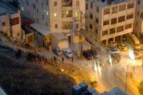 یورش صهیونیست ها به منازل فلسطینی ها در آستانه عید فطر
