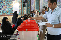 استقرار صندوق فاقد برچسب وزارت کشور در حسینیه ارشاد