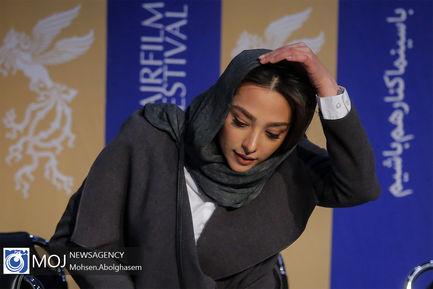 نشست خبری فیلم «سینما شهر قصه» به کارگردانی کیوان علی محمدی