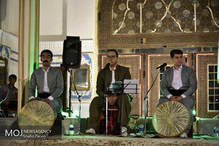 چهارمین جشنواره مولودی خوانی هه تاو در کردستان