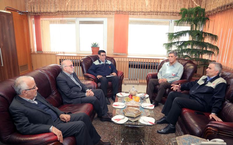 ذوب آهن اصفهان در زمینه مسئولیت اجتماعی عملکرد خوبی داشته است