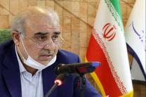 کنترل مبادی ورودی تست کرونا در 5 نقطه استان کرمانشاه