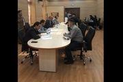 دیدار مردمی علی القاصی مهر امروز صبح برگزار شد