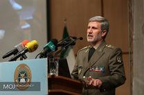 راهبرد دشمنان تضعیف اقتدار ملی و توان دفاعی ایران است/ اجازه نمی دهیم کسی به توان دفاعی ایران لطمه بزند