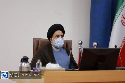 جلسه ستاد مرکزی اربعین حسینی(ع) - ۲۴ شهریور ۱۴۰۰