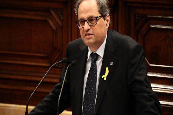 دولت جدید کاتالونیا فردا رسما آغاز به کار می کند