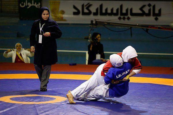 دختران کشتیگیر ایران به دنبال کسب مدال در رقابتهای لبنان