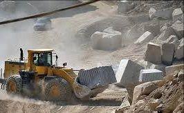 خطر نابودی مناطق بکر و مناظر طبیعی به علت برداشت معدن
