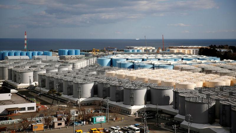 هیچ تصمیمی در مورد آب های آلوده راکتور فوکوشیما نگرفته ایم