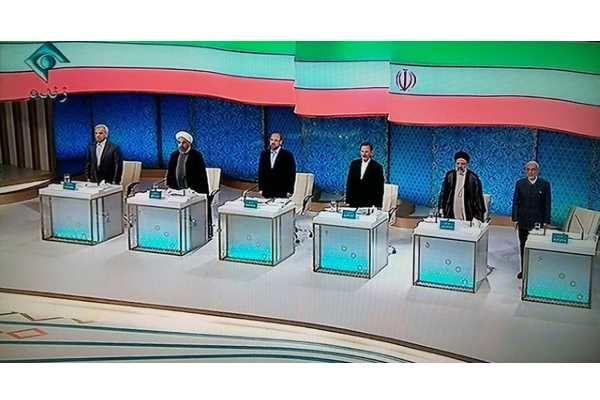 محاسبه دقیق زمان در مناظره دوم و جبران آن برای برخی نامزدها